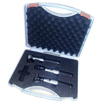 Heine Mini 3000 LED Fiber Optic Diagnostic Set - Scorpiamedimart