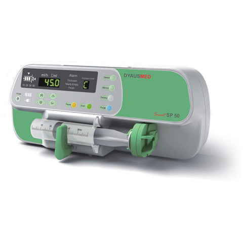 DYAUSMED SMART SYRINGE PUMP - SP50 - Scorpiamedimart