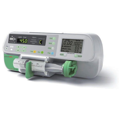 DYAUSMED SMART SYRINGE PUMP - SP 250 - Scorpiamedimart