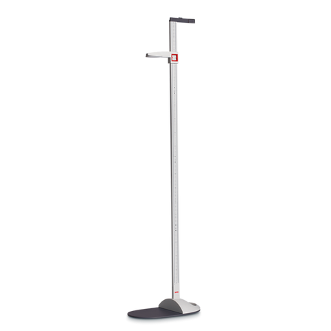 seca 217  Stable stadiometer for mobile height measurement - Scorpiamedimart