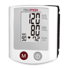 DIGITAL BP MONITOR & PARTS WRIST TYPE-S-150 F (ROSSMAX)