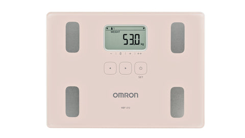 OMRON BODY COMPOSITION MONITOR HBF-212-IN - Scorpiamedimart