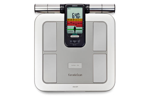 OMRON BODY COMPOSITION MONITOR-HBF 375-AP - Scorpiamedimart