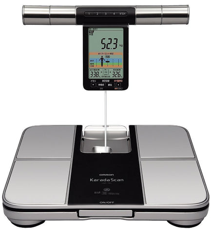 OMRON BODY COMPOSITION MONITOR-HBF 701-IN90- - Scorpiamedimart