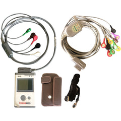 Dyausmed Track Smart 12 and 3 Lead Holter Track  System(Including PC)