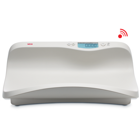 Seca 374 Wireless Electronic Baby Scale - Scorpiamedimart