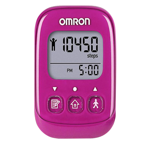PEDOMETER HJ-325 Turquoise Blue  (OMRON)