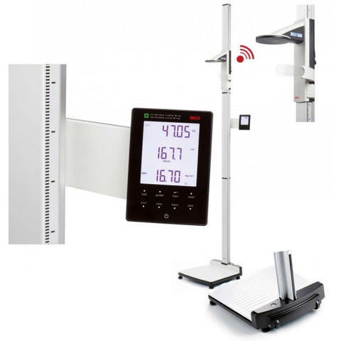 Seca 284 Wireless Measuring Station - Scorpiamedimart