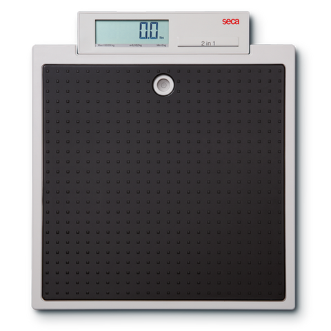 Seca 869 Flat Scale with Cable Remote Display - Scorpiamedimart