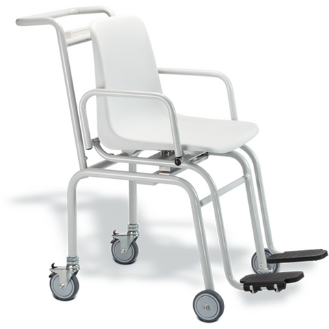 Seca 952 Wheel Chair Scale To Weigh Seated Patients - Scorpiamedimart