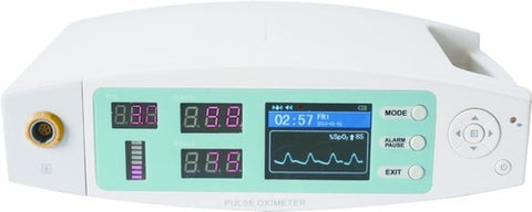 CONTEC TABLE TOP PULSE OXIMETER CMS-70A - Scorpiamedimart
