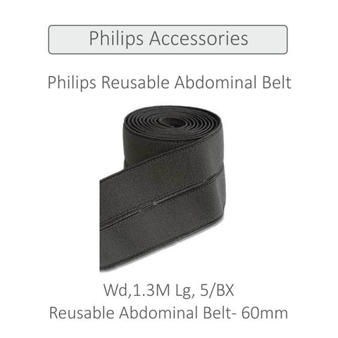 PHILIPS REUSABLE ABDOMINAL BELT (M4602A) - Scorpiamedimart