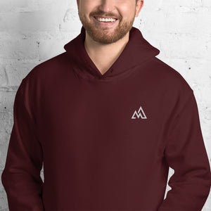 MM Embroidered Emblem Hoodie