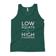 Load image into Gallery viewer, Low Squats High Standards - Women's Tank Top