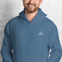 Load image into Gallery viewer, MM Embroidered Emblem Hoodie