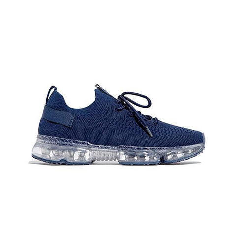 Motemolly Woven Air Cushion Sneakers