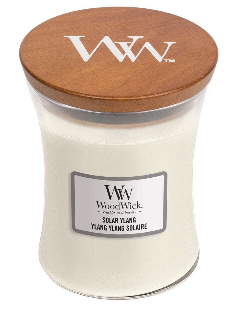 Solar Ylang Medium Candle - Valeur home Decoration