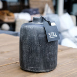 Still Bottle Black Vintage - Valeur home Decoration