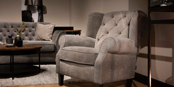 UrbanSofa Fauteuil Chelsey