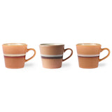 HKliving mok cappuccino Stream - Valeur home Decoration