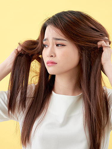 5 Common Bad Habits Ruining Your Hair