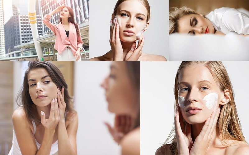 5 Mistakes You Should Avoid For A Glowing Skin