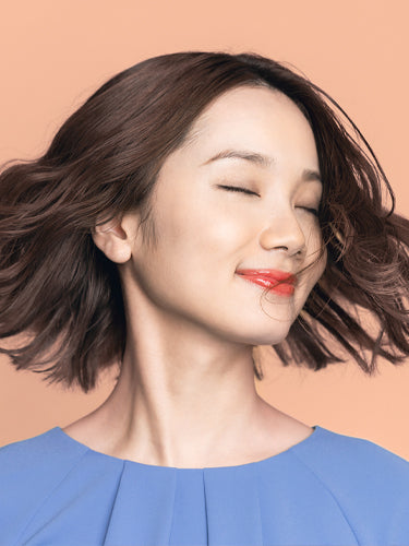 7-Step Routine For Shiny K-pop Hair