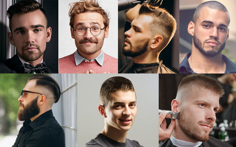 7 Trendy Hairstyles For Balding Men