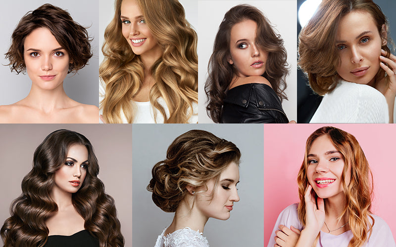 7 Captivating Hairstyles For Thick Wavy Hair