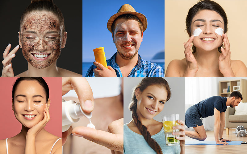 7 Easy Tips For Healthy And Glowing Skin In Spring Season