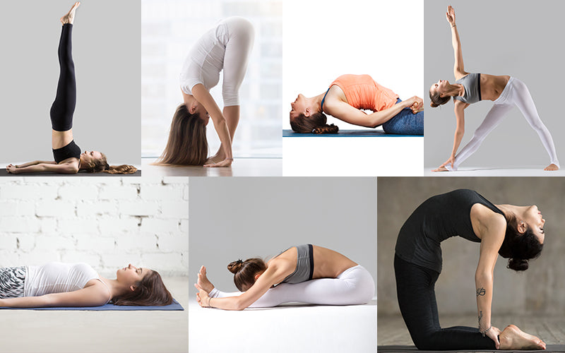 7 Easy Yoga Postures For Healthy And Glowing Skin