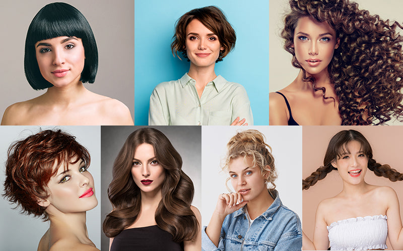 7 Best Hairstyles For Large Foreheads