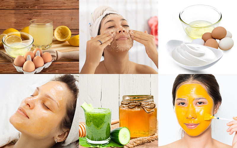 Amazing Home Remedies To Manage Combination Skin