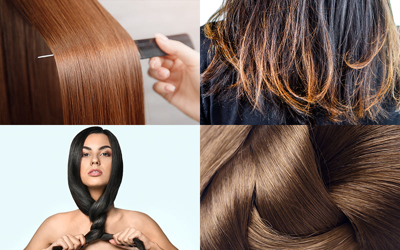 Benefits of ceramides for hair