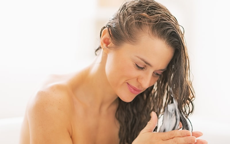 Reap the benefits of hair conditioners