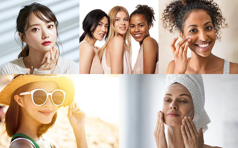 Benefits of tinted sunscreen