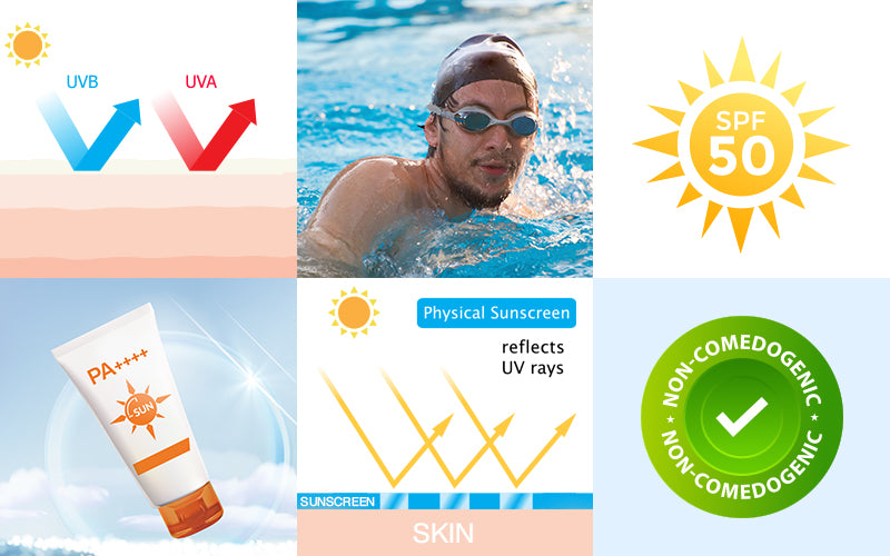 6 important things that athletes should consider while buying sunscreen