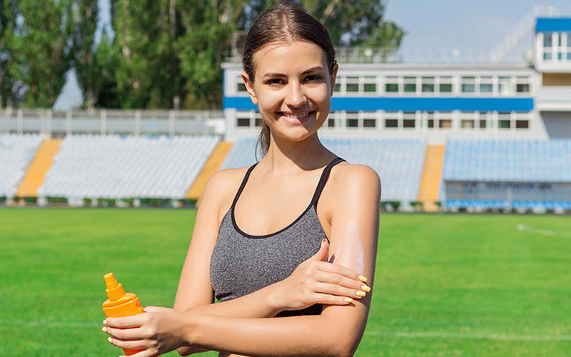 Best sunscreen for athletes