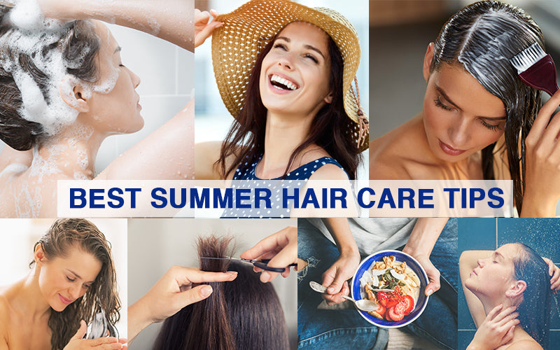 Best summer hair care tips