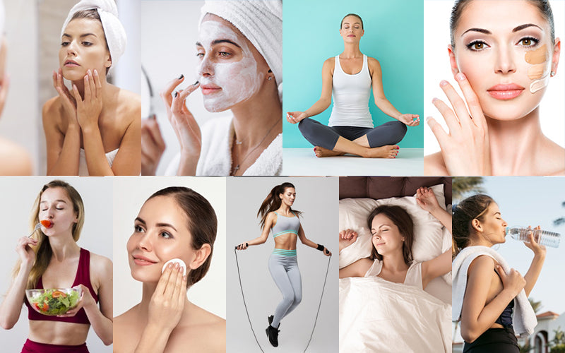 Best Tips And Tricks To Achieve Your Skin Goals This 2021