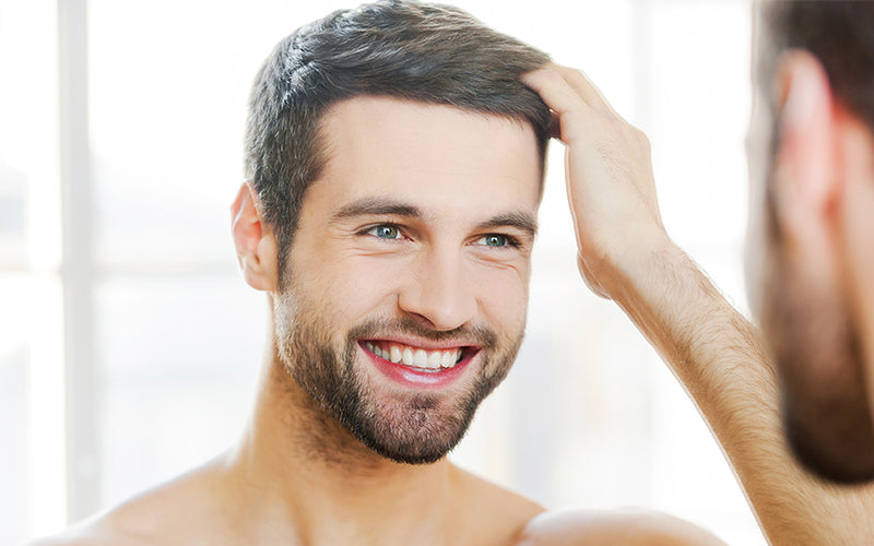 Best Ways To Deal With A Receding Hairline