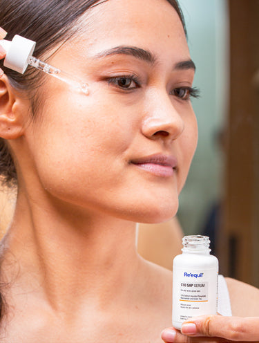 How to use reequil C10 SAP Vitamin C Serum