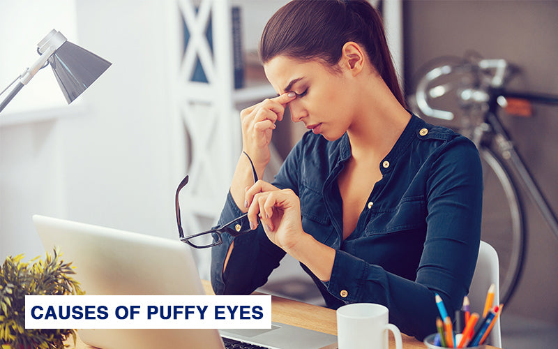 causes of puffy eyes