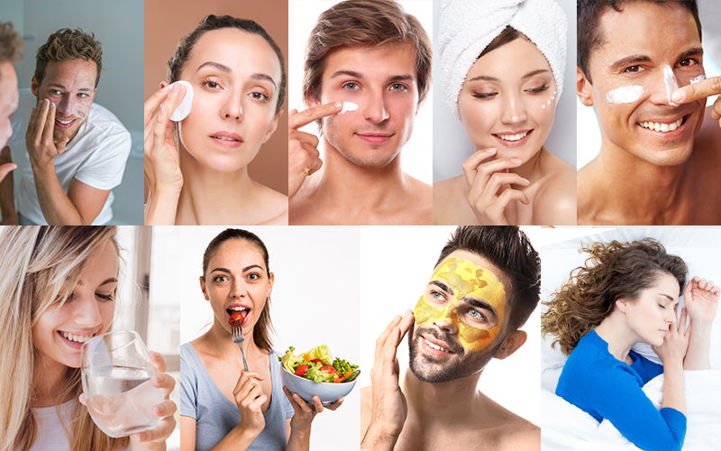 Glowing Skin Secrets For Valentine's Day