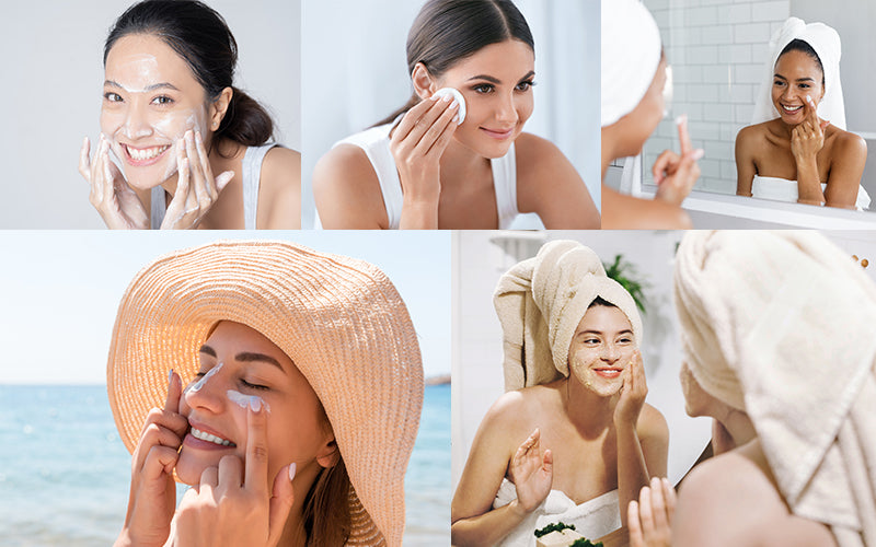 Daily Skin Care Routine For Oily Skin