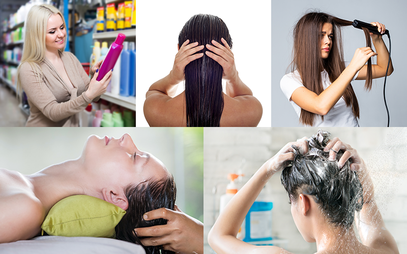 Effective Tips To Repair Winter-Related Hair Damage