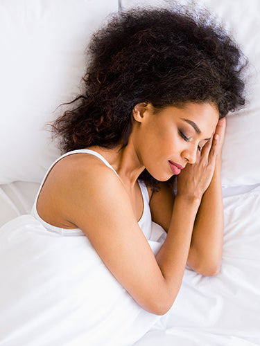 Effective Tips To Sleep With Curly Hair