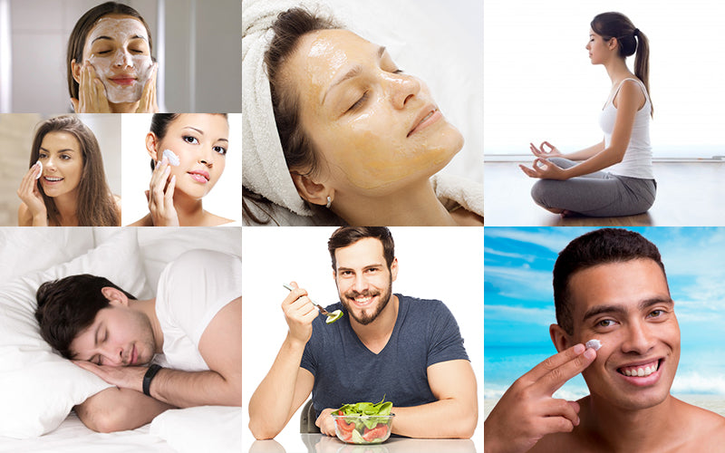 Effective Tips To Get Healthy And Radiant Skin
