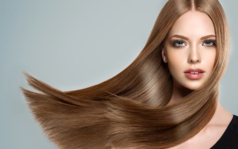5 Home remedies for straight hair