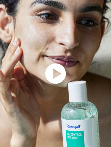 How to use Oil Control & Anti Acne Face Wash